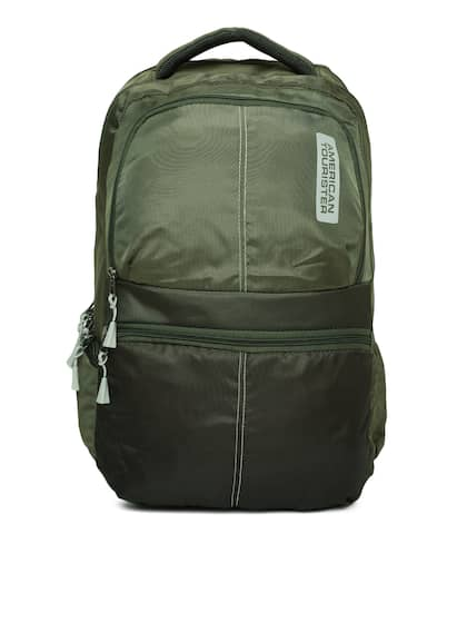 AMERICAN TOURISTER. Unisex Solid Backpack