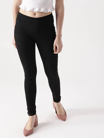 775b2e95b203b Jeggings - Buy Jeggings For Women Online from Myntra