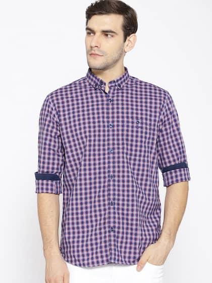 59b162be6fbc6 Park Avenue Shirts - Buy Park Avenue Shirts online in India