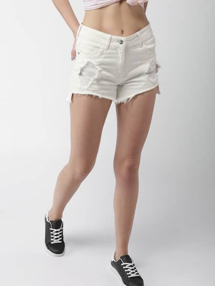 42f77525ac Skirts & Shorts for Women - Buy Ladies Shorts & Skirts Online - Myntra