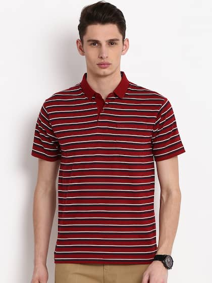 a2682a06471 Polo T-Shirts for Men - Buy Mens Polo T-shirt Online