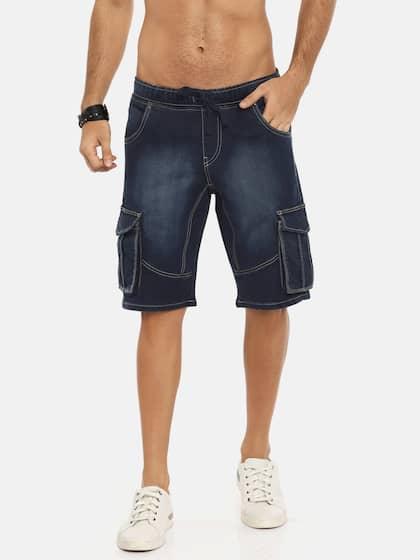 Cargo Shorts Buy Cargo Shorts For Men Women Online In India Myntra