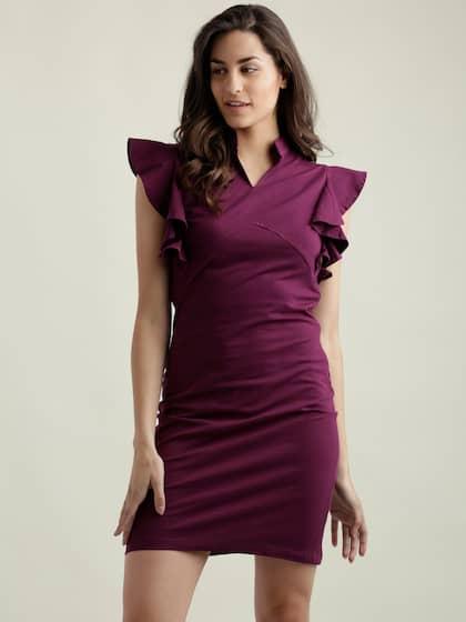 9a4a1dcadf80 Bodycon Dress - Buy Stylish Bodycon Dresses Online | Myntra