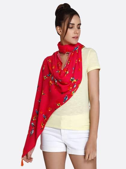 47e2f31090 Scarves for Women - Buy Women Scarves   Stoles Online