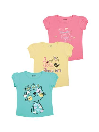 Kids T shirts - Buy T shirts for Kids Online in India Myntra aca085376