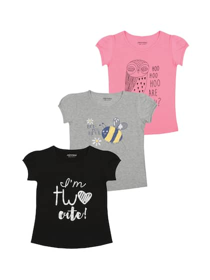 422af29abfe5 Kids T shirts - Buy T shirts for Kids Online in India Myntra