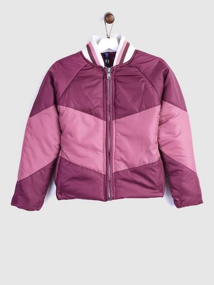 fd90046a2e3f Girls Jackets Coats - Buy Girls Jackets Coats online in India
