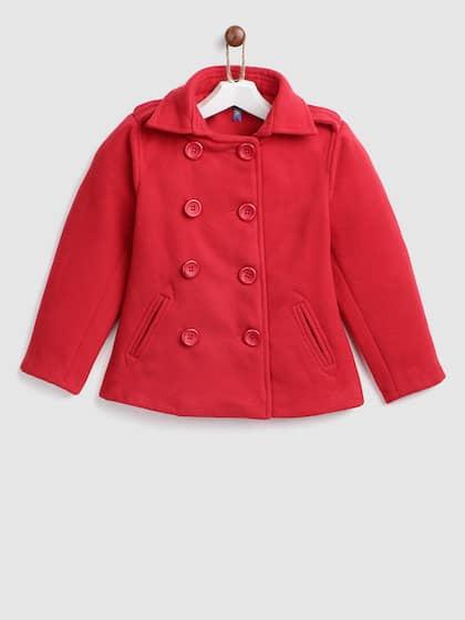 9246a65e1 Pea Coat Apparel - Buy Pea Coat Apparel online in India