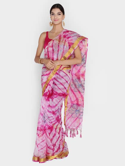 3fc580f1239 Chanderi Sarees - Buy Chanderi Sarees Online in India