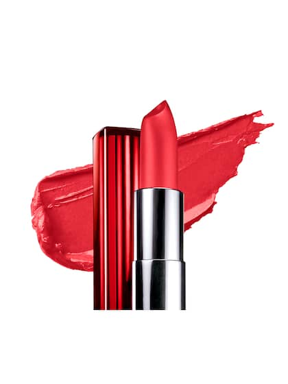 e979f2a3a Maybelline Red Lipstick - Buy Maybelline Red Lipstick Online in India