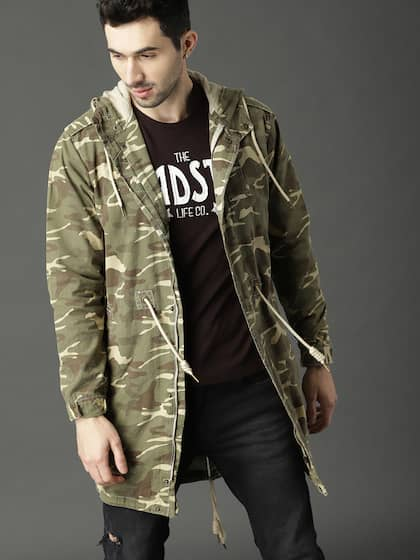 6fea62bb8 Men Camouflage Jackets - Buy Men Camouflage Jackets online in India