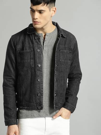 90f614a0c9 Denim Jacket - Buy Denim Jacket Online - Myntra