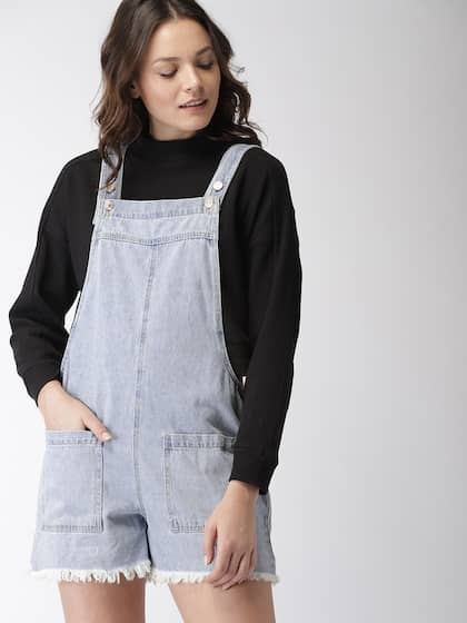 e052126fb1 Forever 21 Dungarees - Buy Forever 21 Dungarees online in India