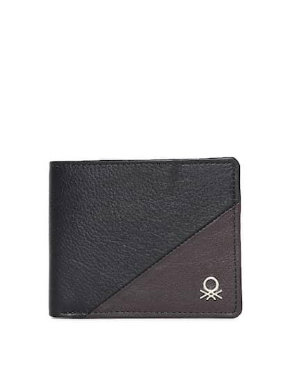 Herren-accessoires Mens Black Soft Leather Zip Around Wallet Full Zip Closure New Geldbörsen & Etuis