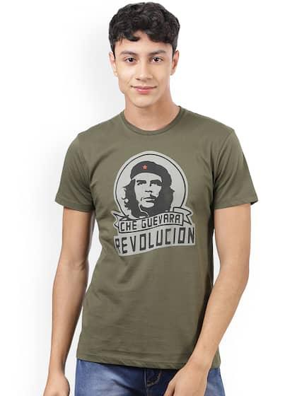 ec5be225d9ac6 Che Guevara Tshirts - Buy Che Guevara Tshirts online in India