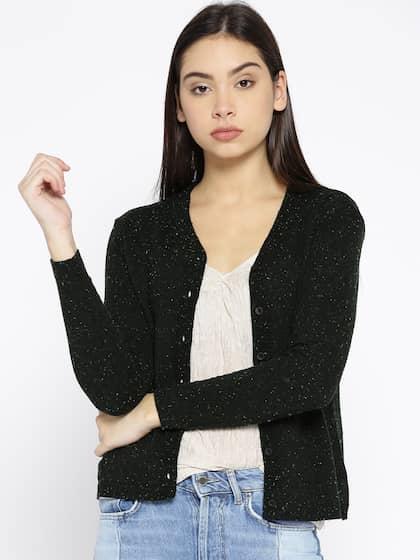 Women s Cardigans - Buy Women Cardigans Online in India  ceb175167