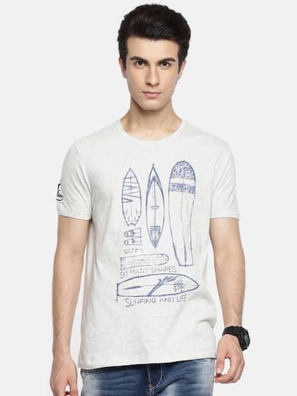 42d841e5b27c Spykar Tshirts - Buy Spykar Tshirts online in India