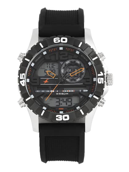 ec3ace087a Fastrack Watches - Buy Fastrack Watches Online in India | Myntra