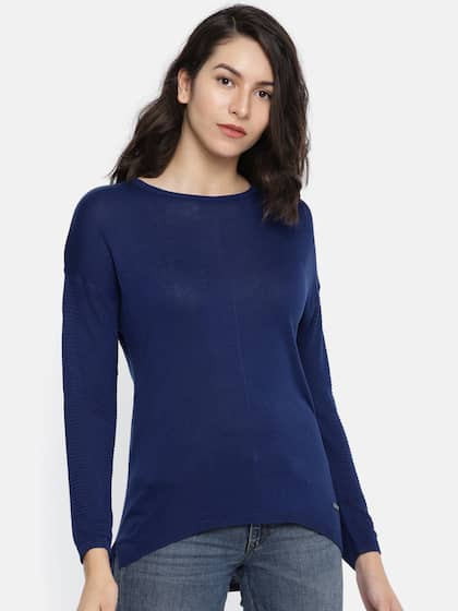1e4ed4d243 Pepe Jeans Sweaters - Buy Pepe Jeans Sweaters Online in India