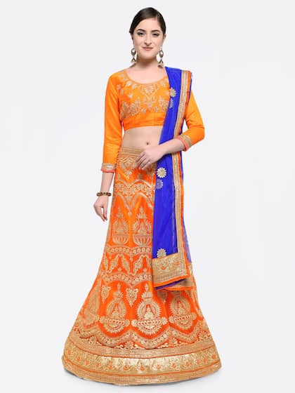 501ef1ca4a Lehengas - Buy Lehenga for Women & Girls Online in India | Myntra