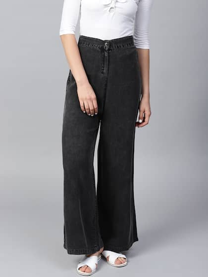 11770307a28 Women s Trousers - Shop Online for Ladies Pants   Trousers in India ...