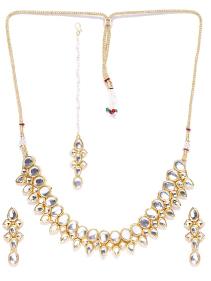 6e79c362e5c3e Jewellery - Buy Jewellery for Women, Girls & Men Online | Myntra