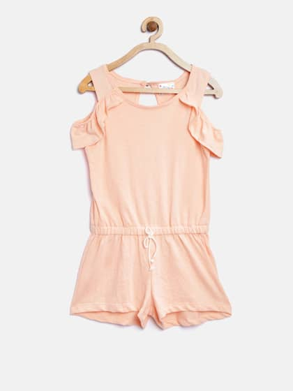 04d9e02f6d Jumpsuit For Girls- Buy Girls Jumpsuit online in India