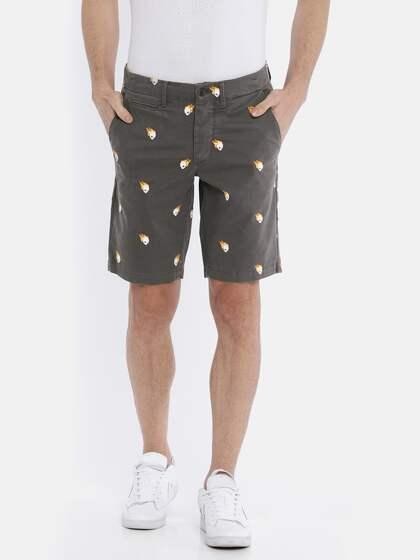 Jack   Jones Shorts - Buy Jack   Jones Shorts online in India 8469607fa49d