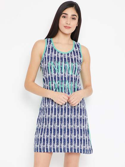 7563518906 Cotton Nightdresses - Buy Cotton Nightdresses Online in India   Myntra
