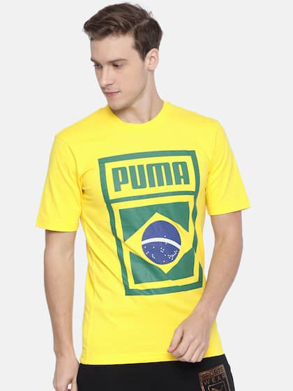 8247df17a1f Puma T shirts - Buy Puma T Shirts For Men & Women Online in India