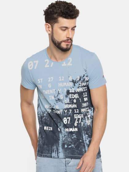 4365f56be Buy Being Human T-Shirts Online For Men At Myntra