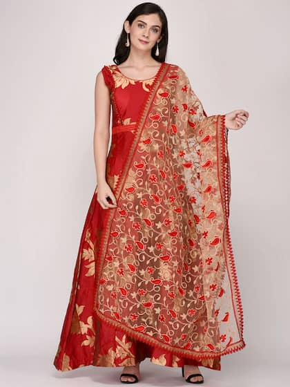 788c7b6aa Dupattas - Buy Dupattas Online for Salwar in India