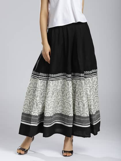 68627f8b13 W Skirts - Buy W Skirts Online in India