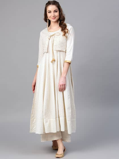 266c6dbe370 Anarkali Kurtis - Shop Anarkali Kurti For Women Online | Myntra