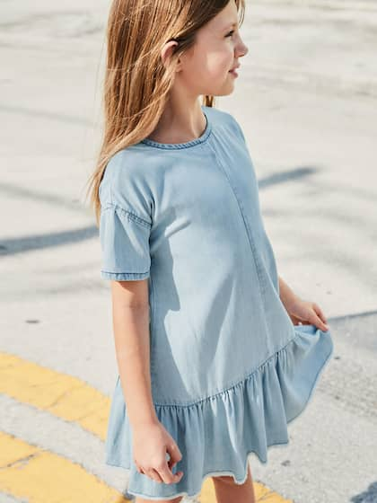 85c0a11a57a Girls Dresses - Buy Frocks   Gowns for Girls Online
