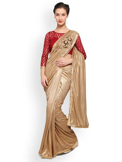 687ae2bc175ed Colors. Embellished Saree