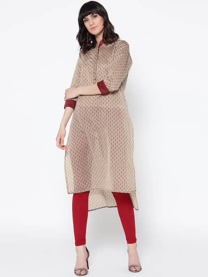 13f0e7ef97 High Low Kurta - Buy High Low Kurta online in India