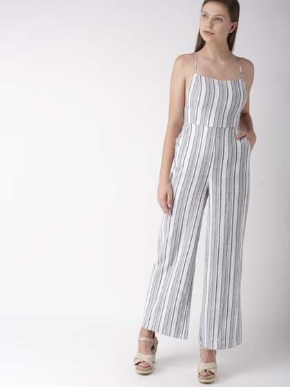b0e40359f91 Linen Jumpsuit - Buy Linen Jumpsuit online in India