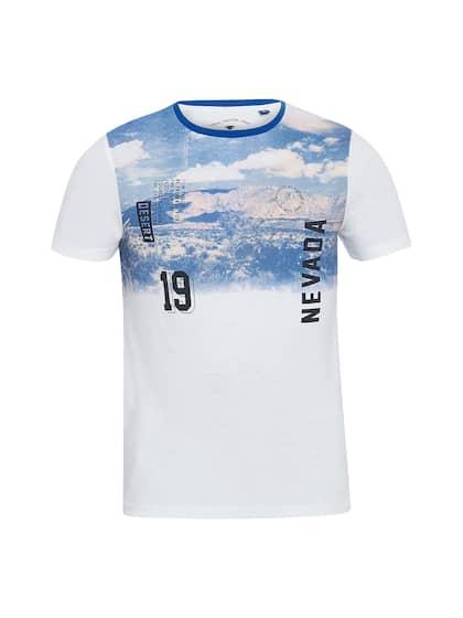 Tom Tailor T Shirts - Buy Tom Tailor T Shirt For Men   Women Online ... 334da02459