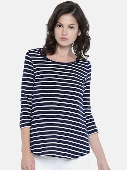 83301ce513f0b1 Women Fame Forever By Lifestyle Topwear - Buy Women Fame Forever By ...