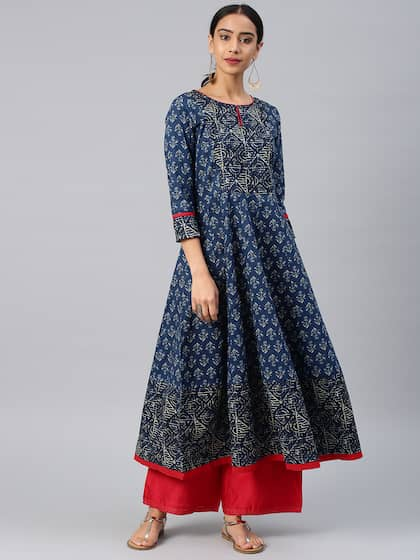 4084b47f895 Floral Anarkalis - Buy Floral Anarkali Suits Online