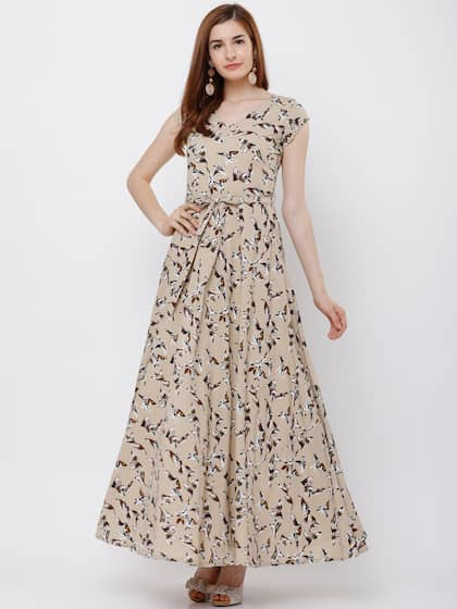 3a5580356 Floral Gown - Buy Floral Gown online in India