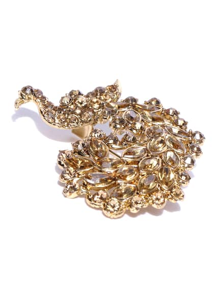 8bf71fba097 Brooch - Buy Brooch Online in India for men & women | Myntra