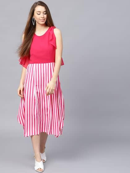 7e1aedec80e4 Midi Dresses - Buy Midi Dress for Women   Girl Online