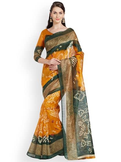 a7987d59b0 Bhagalpuri Saree - Shop Bhagalpuri Sarees Online - Myntra