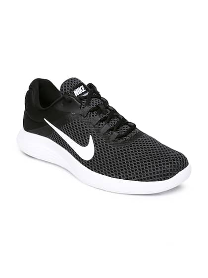 Nike Black Shoes - Buy Nike Black Shoes Online in India e67c50cf0