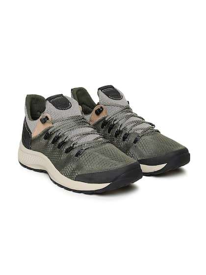 huge selection of 83979 7c156 Olive Green Casual Shoes - Buy Olive Green Casual Shoes onli