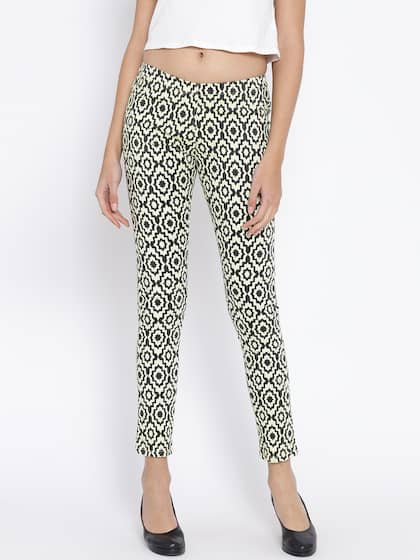 d2fa674b848a5 White Jeggings - Buy White Jeggings Online in India