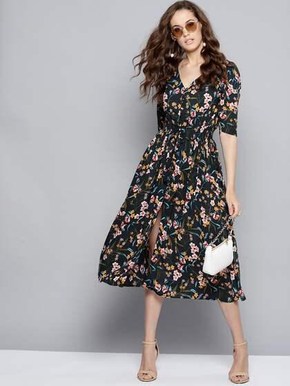 Midi Dresses - Buy Midi Dress for Women   Girl Online  90ec67963f9e
