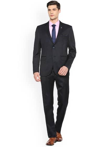 dc9566c4692 Van Heusen Suits - Buy Latest Van Heusen Suit Online